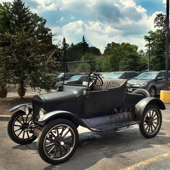 Mark Osterman's Model T
