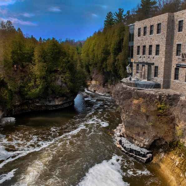 The Mill at Elora, Spring 2018