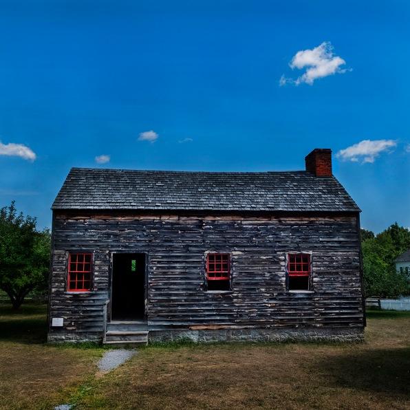 Nathaniel Rochester's home, Genesee Country Village & Museum
