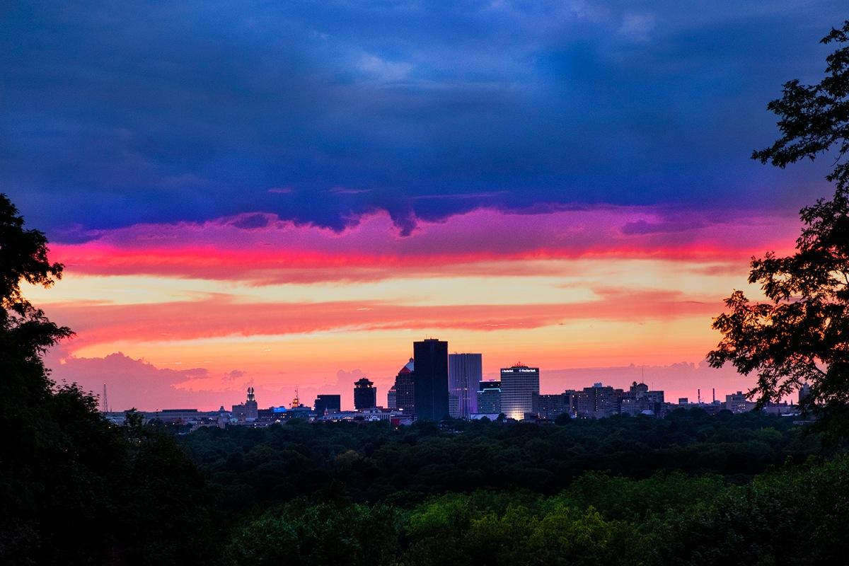 Rochester.07.2018_Sunset.Cobbs.Hill