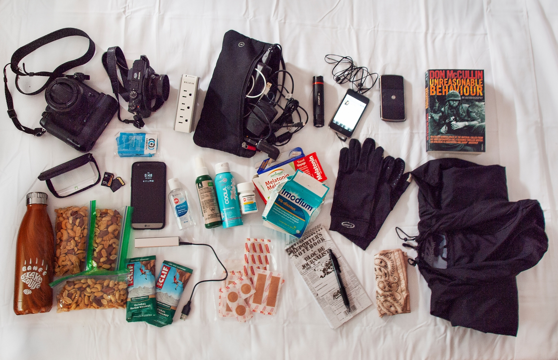 Packing List: My 19 travel essentials – AWayWithACamera
