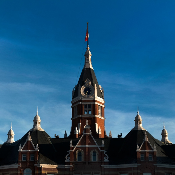 City Hall, Stratford, ON.