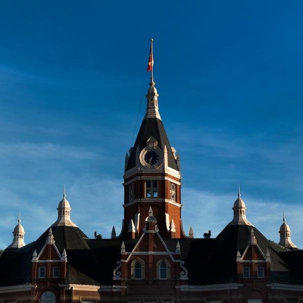 City Hall, Stratford, ON.