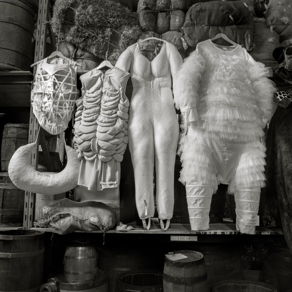 Fat Suits, Stratford Festival prop & costume warehouse