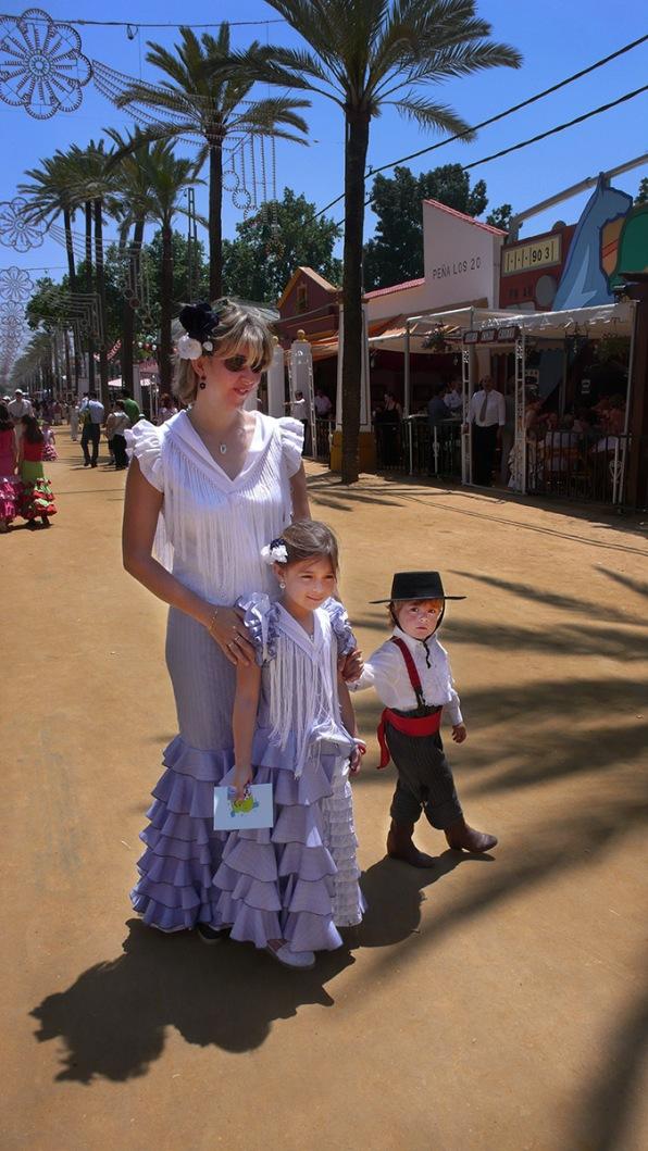 Feria, Seville