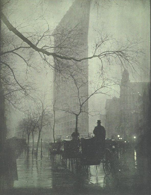 Edward Steichen, The Flatiron, 1904